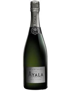Champagne cuvée Brut Nature de la maison Ayala