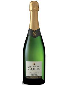 Blanche Blanche de castille Champagne Brut Blanc de Blancs – Premier Cru, COLIN