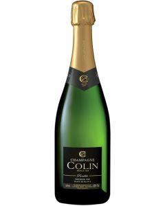 Cuvée Parallèle, zéro dosage, blanc de blancs, Champagne COLIN